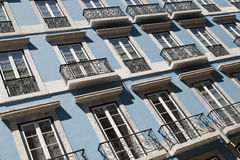 Building in Lisbon Royalty Free Stock Photo