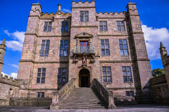 The Building of the Little Castle Royalty Free Stock Images