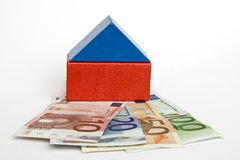 Building loans Royalty Free Stock Images
