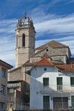 Church of Santa Maria Royalty Free Stock Photography