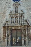 Church of Santa Maria Stock Image