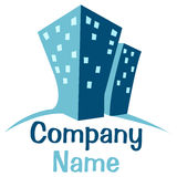 Building logo Stock Photo