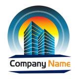 Building logo Stock Photography