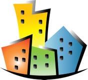 Building logo Royalty Free Stock Image