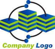 Building logo Royalty Free Stock Photos