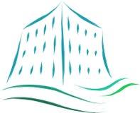Building logo Stock Photos