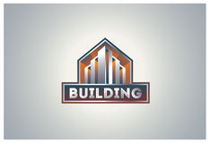 Building logo Stock Photography