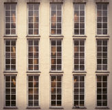 Building with lots of windows Stock Photography