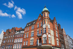 Building in Lubeck, Germany Stock Images