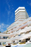 Building of the luxury hotel Royalty Free Stock Images