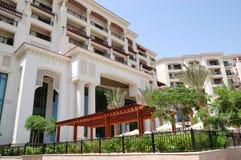 Building of the luxury hotel Stock Photos
