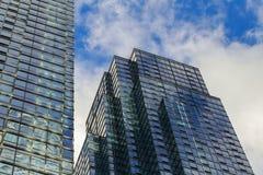 Building in Manhattan - New-York - USA Stock Photos