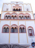 The building on the Market Square - House of Three Magi Royalty Free Stock Images