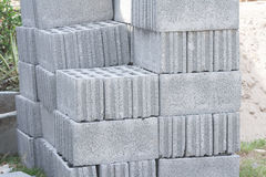 Building materials. Available Equipment. Materials. such as brick Royalty Free Stock Photography