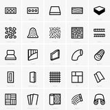 Building materials. Available in high-resolution and several sizes to fit the needs of your project Royalty Free Stock Image