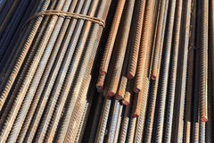Building Materials Steel Royalty Free Stock Photo