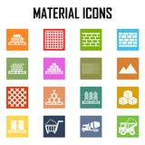 Building materials Royalty Free Stock Image