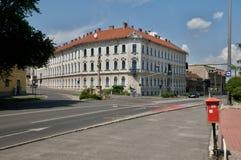 Building of the MAV Board of Directors - Miskolc Royalty Free Stock Image