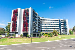 Building MB at Deakin University Royalty Free Stock Photo