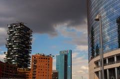 Building, Milan Stock Photo