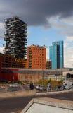 Building, Milan Royalty Free Stock Image