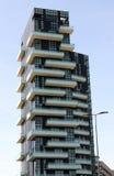Building  Milan Italy Stock Image
