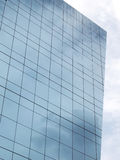 Building mirror glass wall Stock Photography