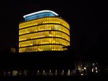 building modern office Στοκ εικόνα με δικαίωμα ελεύθερης χρήσης
