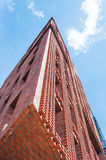 building modern perspective view στοκ εικόνες