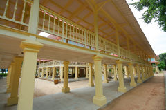 Building of Mrigadayavan Palace Stock Images