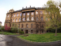 The building of the National Museum on Wenceslas Square Royalty Free Stock Images