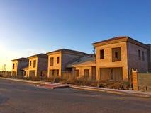 Building a new urbanization Stock Photo