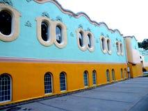 Building in Ocna Sibiului, near Sibiu (Hermanstadt) Royalty Free Stock Photo