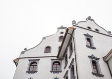 Building in the old city of St. Gallen Royalty Free Stock Photos