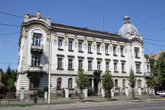 Building in Osijek Royalty Free Stock Images