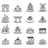 Building pack Stock Images