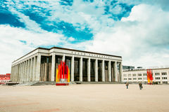 Building Of The Palace Of Republic - Famous Place Stock Images