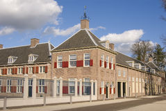 Building at Paleis Het Loo (Royal Palace) Stock Image