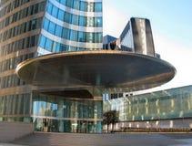 Building at Paris district Defence. Modern building at Paris district Defence Stock Image
