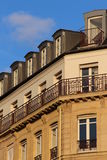 Building in Paris Royalty Free Stock Images