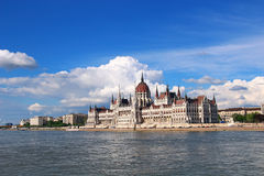 Building of Parliament, Budapest Stock Image