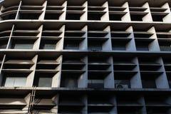 Building pattern. In Bangkok , Thailand Royalty Free Stock Photos
