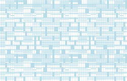Building pattern seamless. Seamless pattern with window city buildings Stock Photos