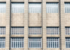 Building pattern Royalty Free Stock Images
