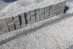 Building Pavement Stock Photography