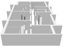 Building Plan Vector Stock Vector Image 55376248