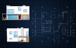Building planning Stock Photography