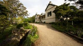 Building of Port Arthur, Tasmania, Australia Stock Images
