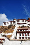 Building in Potala Palace Stock Photography