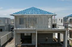 Building-11 prefabbricato Immagine Stock Libera da Diritti